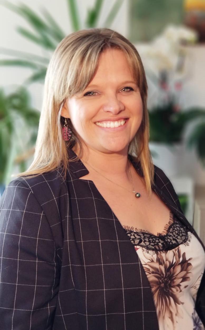 Cécile Galliou secrétaire